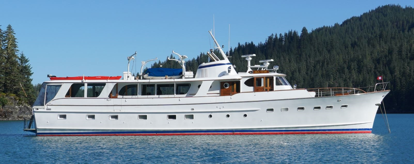 The Luxury Yacht Sea Star - Small Ship Cruise | North